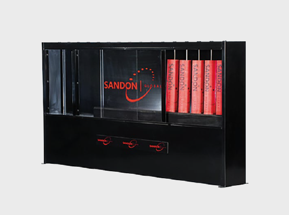 Anipod Storage Carousel (Narrow Web)